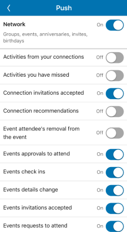Optimize Linkedin Newsfeed