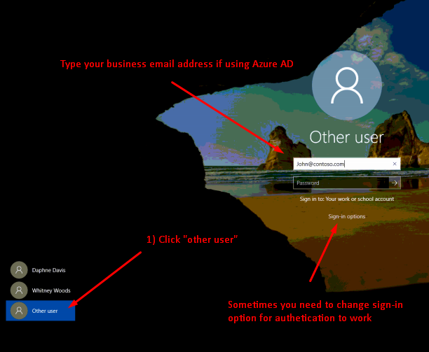 How to setup and log in Windows 10 to Azure AD - Network Antics