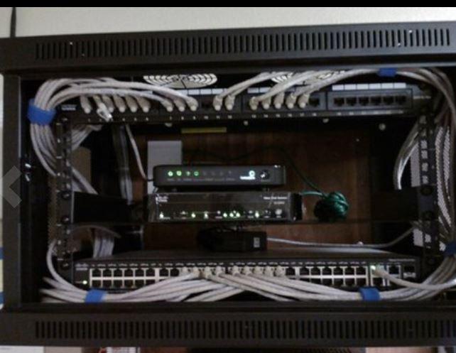 Network Instalation Setup