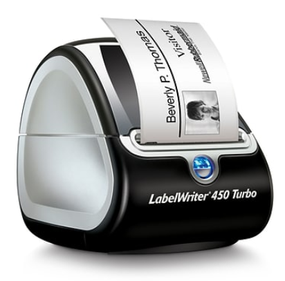 how to install dymo labelwriter 450 turbo on mac