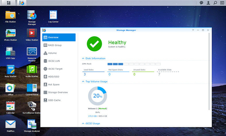 Remote Access to a Synology File Server
