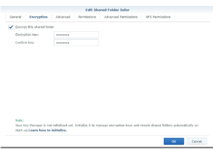 Remove Shared Folder from Synology File Station Management