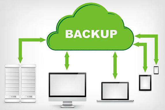 backup your server
