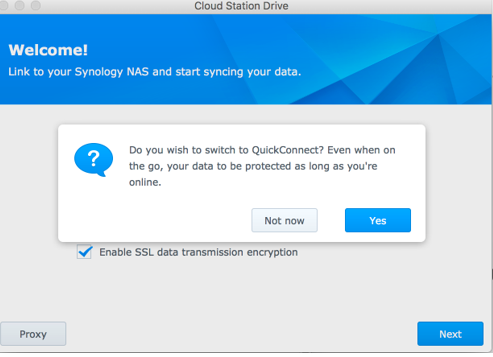 Synology Cloud Station, easy access to your data from