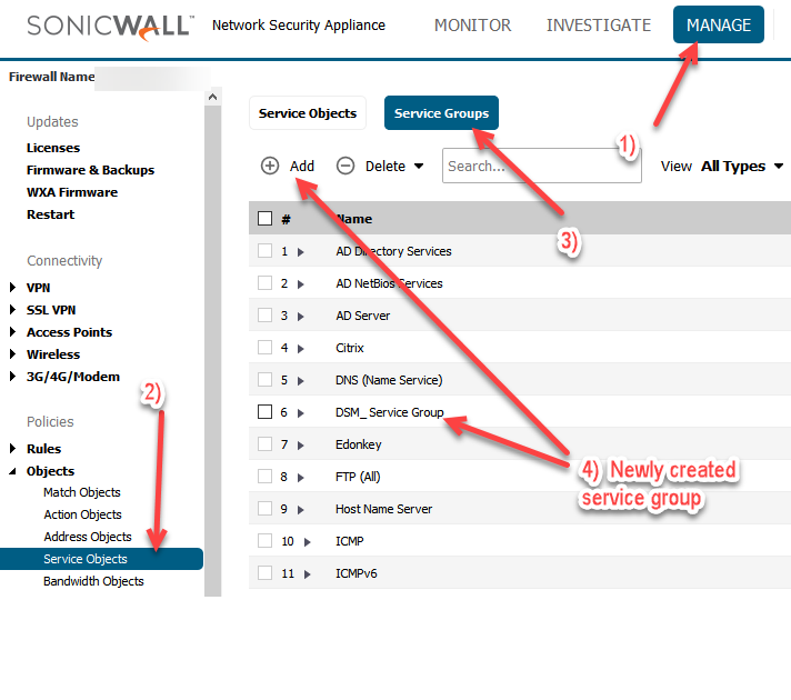 Sonicwall Router Port Forwarding