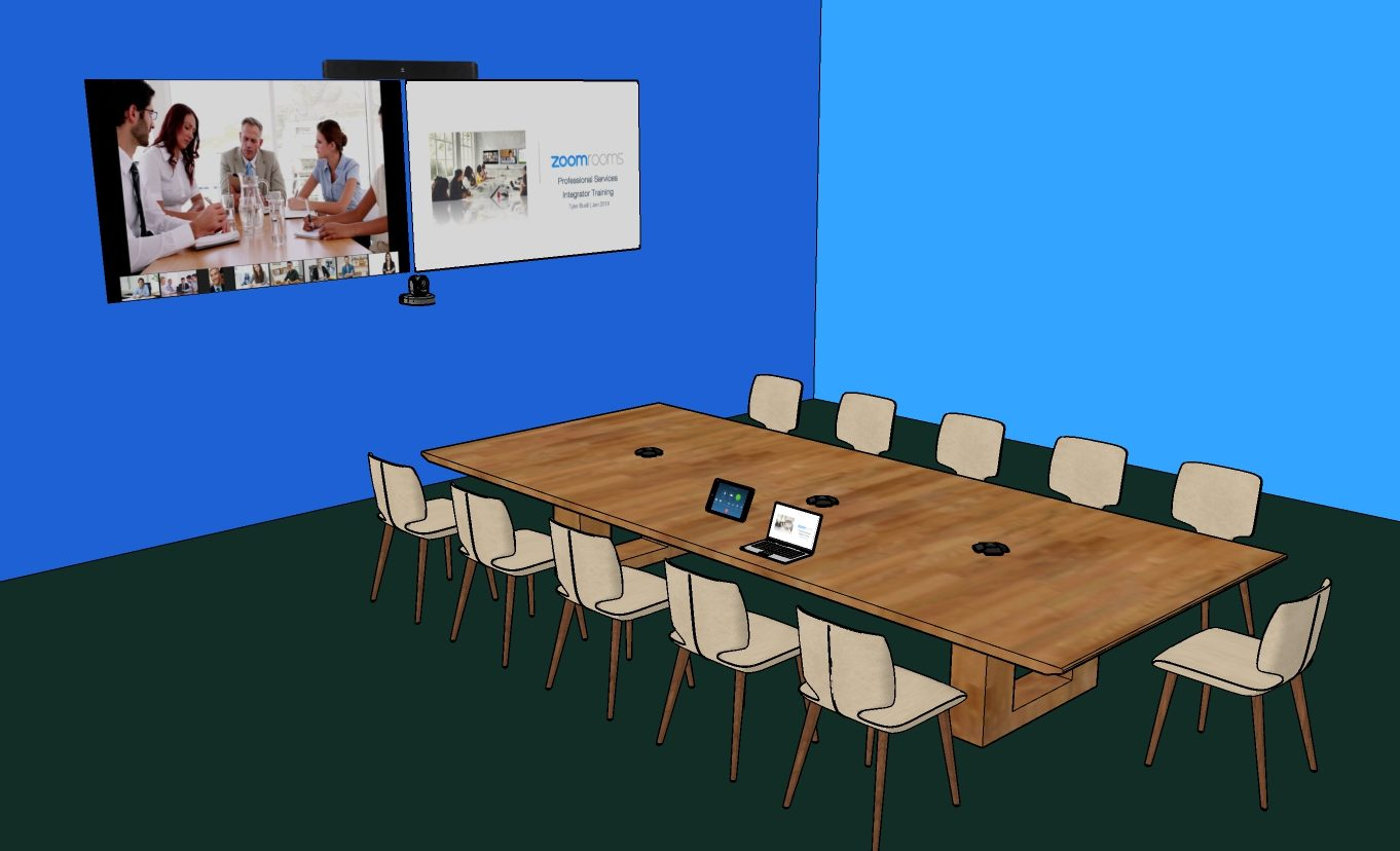 How to Setup a Zoom Video Conference Room