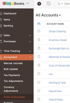 Migrating from Quickbooks to Zoho Books